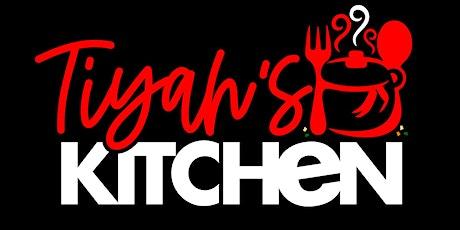 Tiyah's Kitchen Crab Night  tickets
