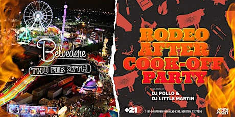 Rodeo After Cook-Off Party tickets