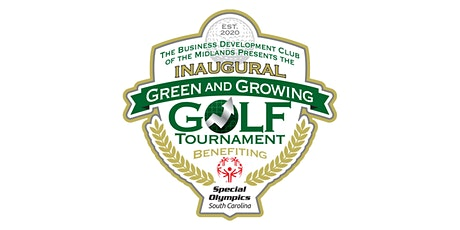 Green and Growing Golf Tournament Benefiting Special Olympics SC tickets