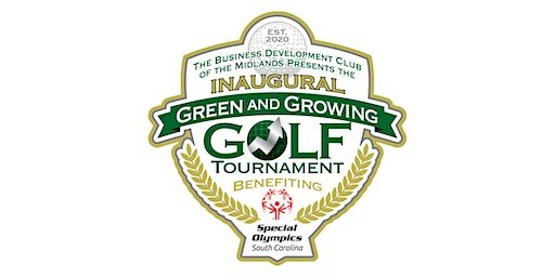 Green and Growing Golf Tournament Benefiting Special Olympics SC