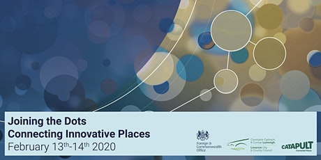 Joining The Dots - Connecting Innovative Places tickets