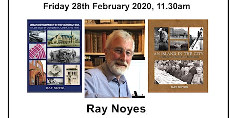 Open Space: Local History at Cathays Library - Ray Noyes tickets