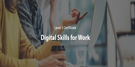 FREE Courses in Digital Skills for Work tickets