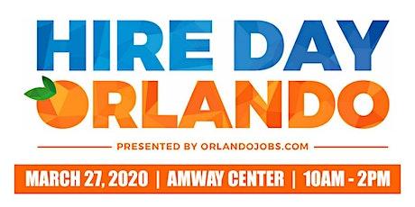 Hire Day Orlando 2020 - Job Fair and Career Expo tickets