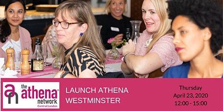 Launch of Athena Central London's new Westminster group tickets
