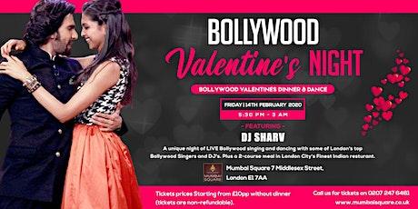 Bollywood Valentine's Night tickets
