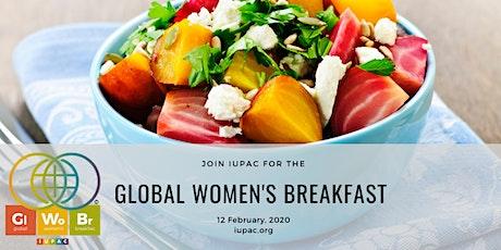 Calgary - IUPAC Global Breakfast — Building bonds to create future leaders  tickets