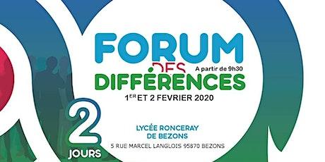 Forum Des Différences Qui Ne Se Voient Pas billets