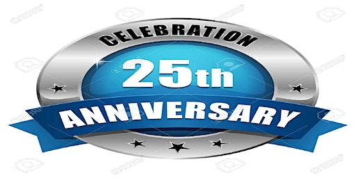 25th Silver Anniversary Service 3 PM May 17, For Rejoice Church & Founders George & Cathy Black