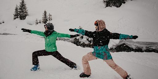 Shred Ready Yoga for skiers