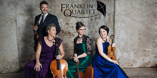 PhilaLandmarks Early Music Series: The Goethe Connection by the Franklin Quartet
