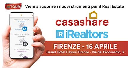 Aula formativa con Casashare ed iRealtors a Firenze biglietti