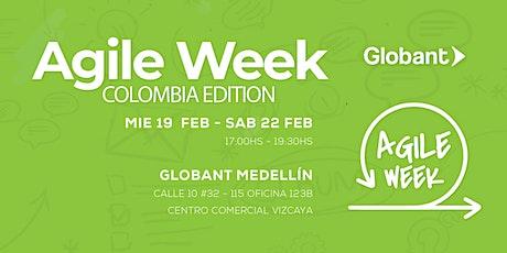 Globant Agile Week Medellín boletos