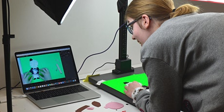 2-Day  Animation Camp 9+ tickets
