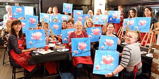 Magnolia Moments Brush Party - Hemel Hempstead