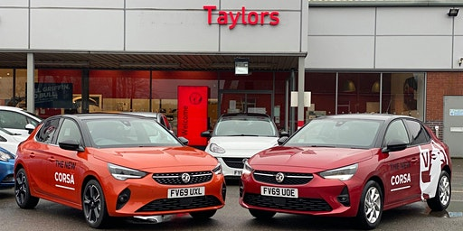 New Corsa Launch - Taylors Vauxhall
