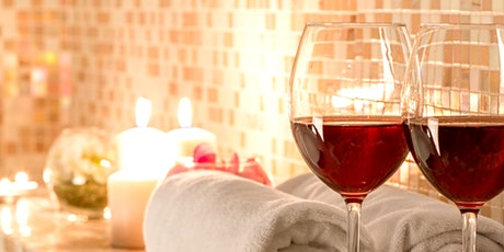 Sip & Spa Saturday at the winery tickets