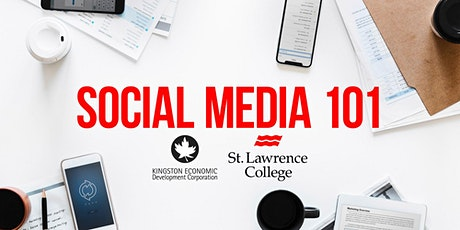 Social Media for Business 101 tickets