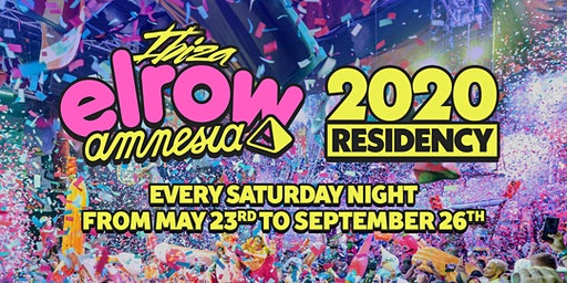 elrow Ibiza  11/07/20