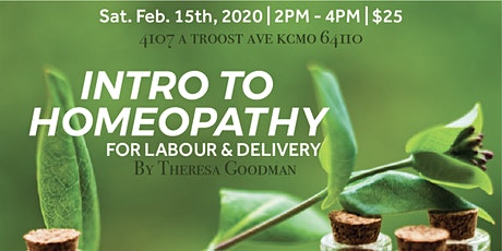 Homeopathy for Labour & Delivery tickets