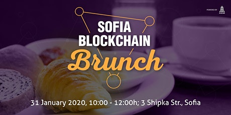 Sofia Blockchain Brunch tickets