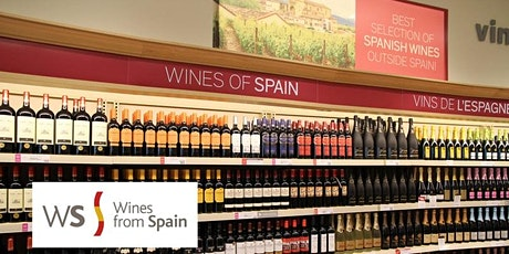 Spanish Wine Tasting and LCBO Destination Spain Tour Feb 2020 - Toronto tickets