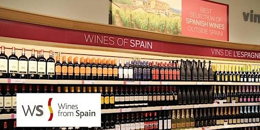 Spanish Wine Tasting and LCBO Destination Spain Tour Feb 2020 - Toronto