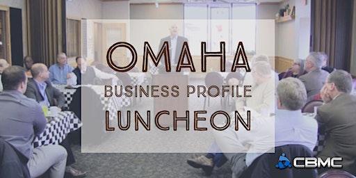 CBMC Omaha Business Profile Luncheon