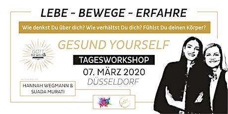 LEBE - BEWEGE - ERFAHRE I Tagesworkshop mit Hannah Wegmann und Suada Murati tickets
