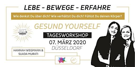 LEBE - BEWEGE - ERFAHRE I Tagesworkshop mit Hannah Wegmann und Suada Murati