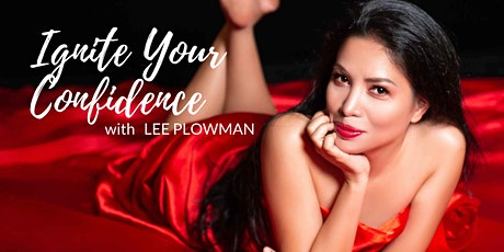Ignite Your Confidence with Lee Plowman tickets