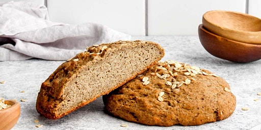 Allergen Free Baking: Gluten-Free Sourdough and Yeast Bread