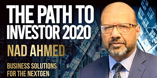 The Path to Investor 2020 - FX Trading Online Video call via FREE APP ZOOM