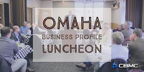 CBMC Omaha Business Profile Luncheon tickets
