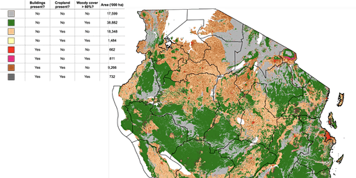 Landscape mapping and monitoring with GeoSurvey