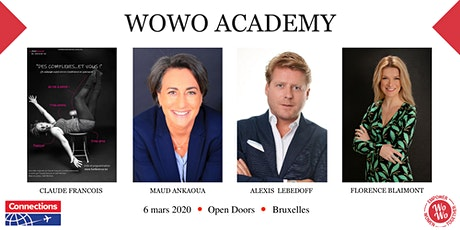 WoWo Academy - Bruxelles billets
