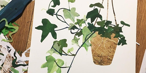Drink & Draw - Botanicals : Green Fingers