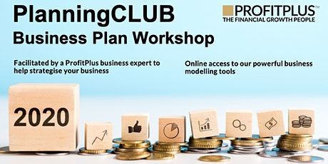 Business Plan Workshop - Create a 5-Year plan in just 2-Days tickets