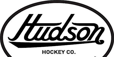 Sunday Hudson Hockey 2/16/20 Rink 2 tickets
