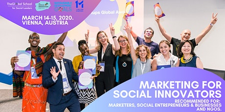 Marketing for Social Innovators Tickets