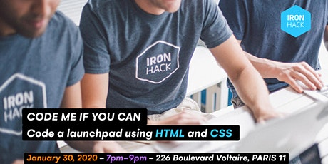 Code me if you can: Code your own launchpad using HTML and CSS billets