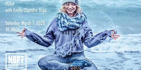 Yoga with Emily Chandra Yoga at Newburyport Brewing Co. tickets