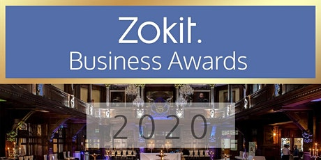 Zokit Business Awards South Wales tickets