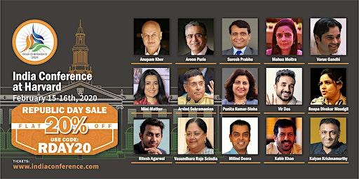 India Conference at Harvard - 2020