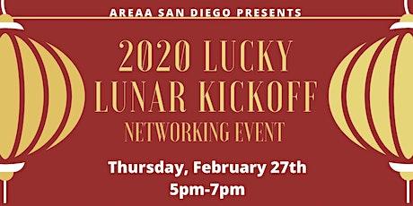 AREAA San Diego / EDGE  Presents: 2020 Lucky Lunar Kickoff tickets