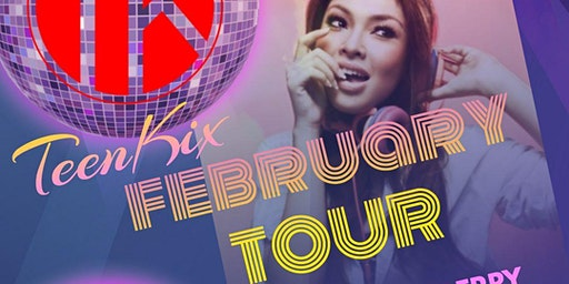 TeenKix Feb Tour - Edenderry.