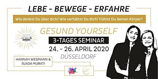 LEBE - BEWEGE - ERFAHRE - 3-Tages Seminar