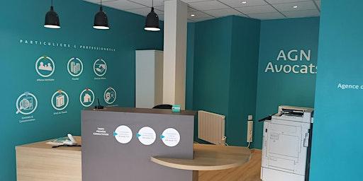 Inauguration de l'Agence AGN Avocats Poitiers