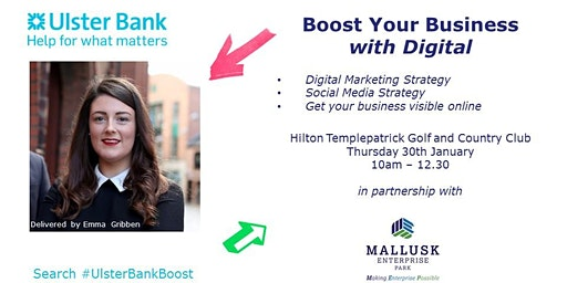 Boost Your Business - Digital Marketing