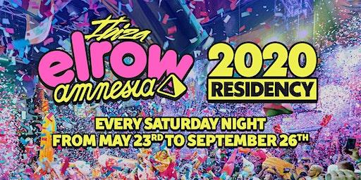 elrow Ibiza  25/07/20